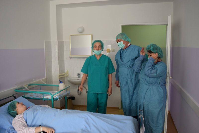 FOTO: Malena Nika iz Kiseljaka je prva beba koja je stigla upravo na Dan općine Travnik
