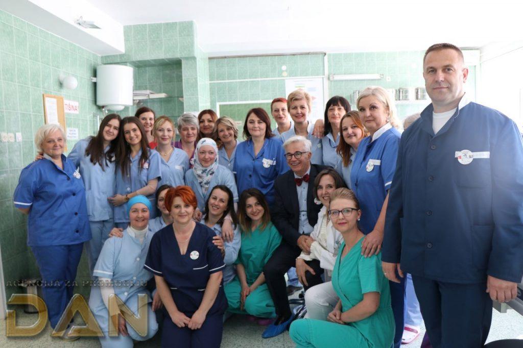 FOTOGALERIJA: Otvorili smo najmodernije porodilište, a mali Emil se rodio upravo u vrijeme svečanosti