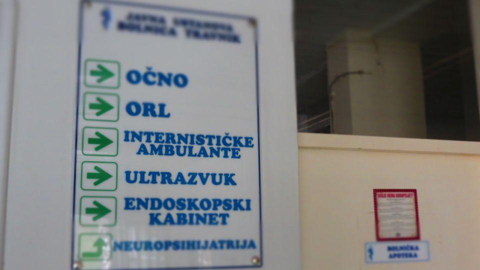 Služba za radiološku dijagnostiku i ultrazvuk