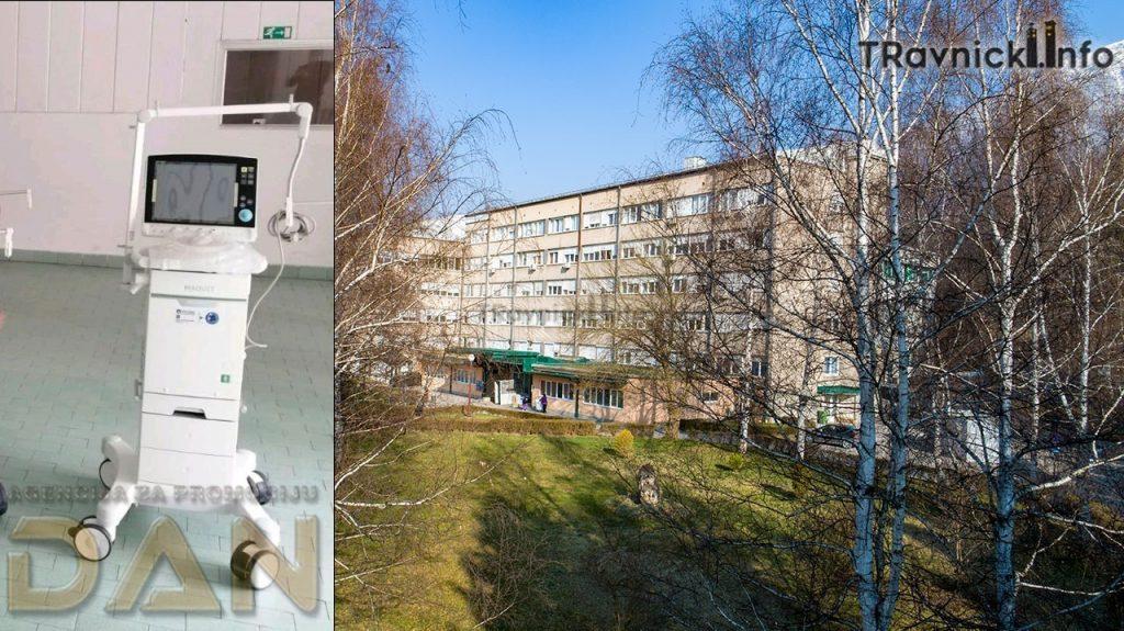 Vrijedna donacija kompanije Eskimo S2 za našu bolnicu