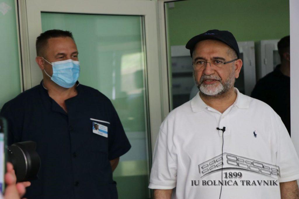 Humanitarna organizacija Alnajat nam je donirala dva dijalizna aparata (FOTO)